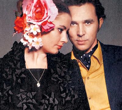 Став моделью, Виктория ФЁДОРОВА сотрудничала со Славой ЗАЙЦЕВЫМ