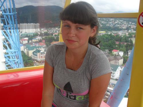 Виктория СЕРИКОВА