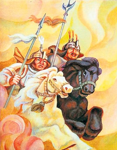 Якутский фольклор прекрасен и без спецэффектов