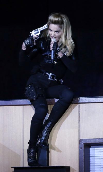 Мадонна (фото Reuters)