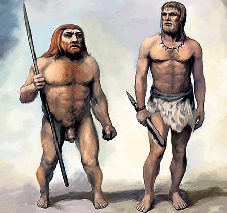 Генетические исследования показали, что одновременно с неандертальцем и кроманьонцем существовал третий, неизвестный пока вид человека
