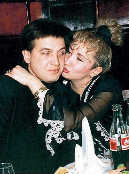 Ира и Игорь...