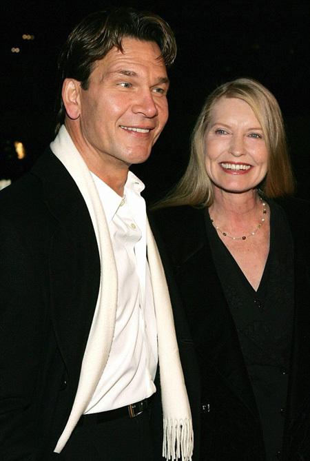 Лиза НИЕМИ была счастлива в браке с Патриком СУЭЙЗИ 34 года