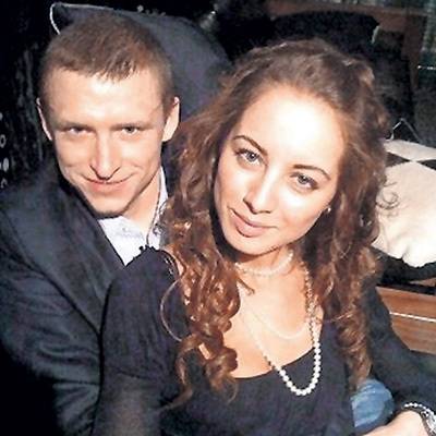 Юлия ЕВТУХ родила МАМАЕВУ дочку