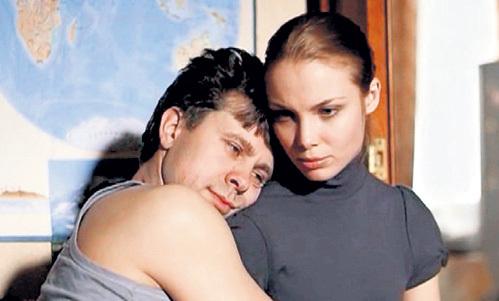 C Татьяной АРНТГОЛЬЦ в сериале «Виктория»