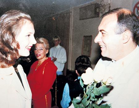 Юная Лера ГОРБАЧЁВА написала для КРУТОГО текст самой знаменитой его песни