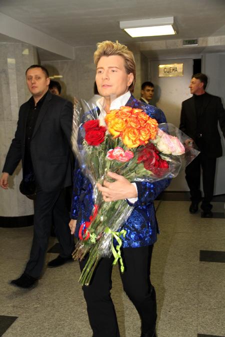 Николай БАСКОВ ушёл со сцены, как король...