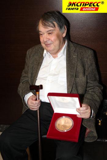 Алексей ГЕРМАН (фото Бориса КУДРЯВОВА)
