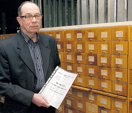 Историк Александр ДУГИН готов каждое своё слово подтвердить архивными документами