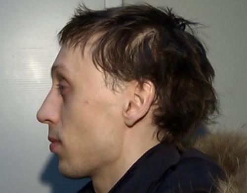 Павел ДМИТРИЧЕНКО в момент задержания (фото РИА Новости)