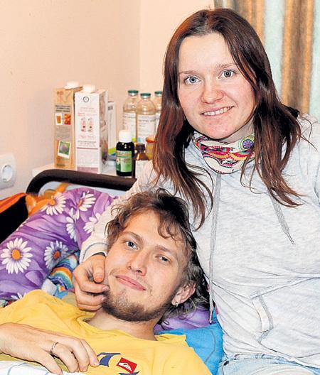 То, что Дима вернулся к Марине, - чудо: в ледяном аду выживают единицы