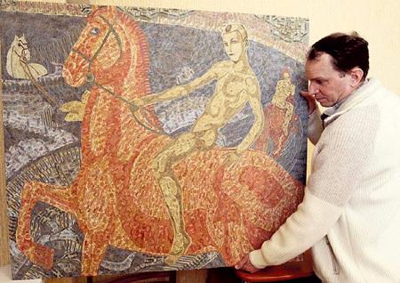 «Купание красного коня» - денежный эквивалент классического полотна ПЕТРОВА-ВОДКИНА
