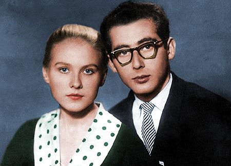 Мария ПАХОМЕНКО и Александр КОЛКЕР прожили вместе 54 года