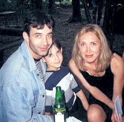 ПЕВЦОВ поддерживал отношения с сыном Даней и мамой мальчика Ларисой БЛАЖКО, даже когда они жили в Канаде. Фото: vk.com