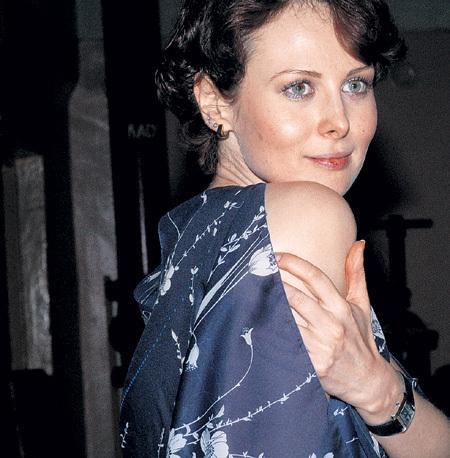 Очаровательная актриса не верит комплиментам