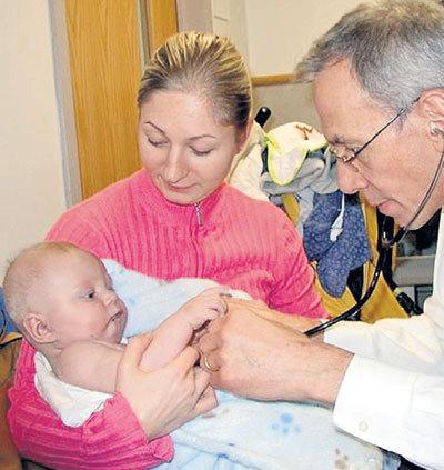 На первую операцию Матвейке деньги собирали всем миром. Сейчас малыш готовится к очередному этапу лечения