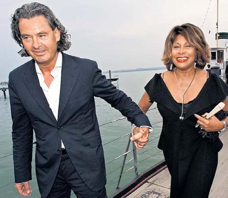 Эрвин и Тина проверяли свои чувства до свадьбы 27 лет