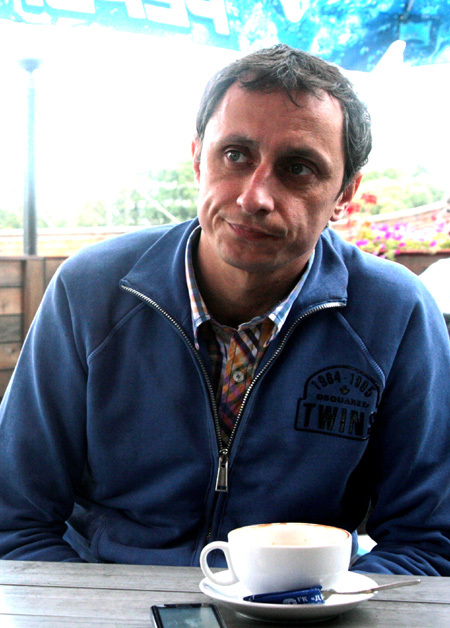 Вадим ГАЛЫГИН. Фото автора
