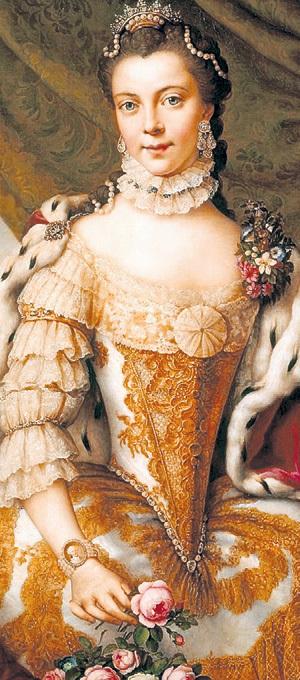Шарлотта МЕКЛЕНБУРГ-СТРЕЛИЦКАЯ: ей приписывают изобретение шарлотки