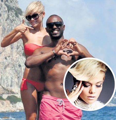 Флориан и Анастасия отпуск провели на Балеарских островах. Жену ПОНГОЛЯ называют «русской РИАННОЙ» за поразительное сходство со знаменитой певицей