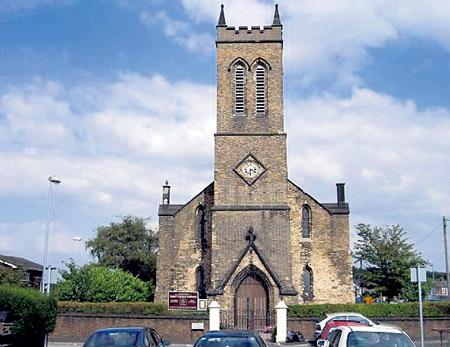 Церковь Святого Петра в Кобридже (графство Стаффордшир) теперь будет собирать мусульман на намаз