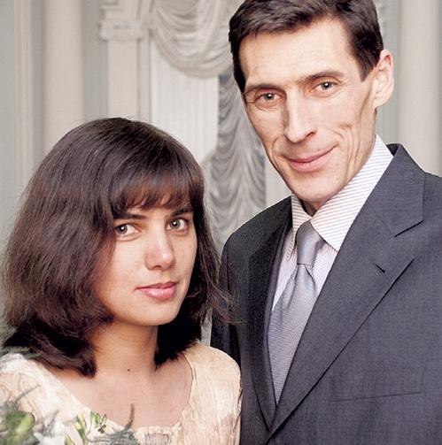 Свадьбу с Екатериной МАРАКУЛИНОЙ Игорь сыграл на её родине в Питере