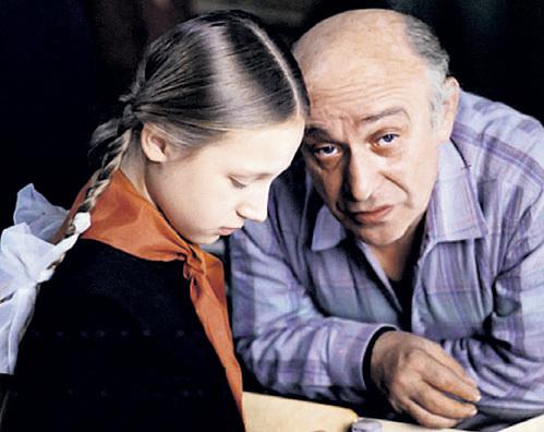 БЫКОВ разглядел в маленькой ОРБАКАЙТЕ большую актрису