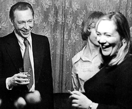 Несмотря ни на что, Олег ЕФРЕМОВ и Галина ВОЛЧЕК долгие годы были близкими друзьями