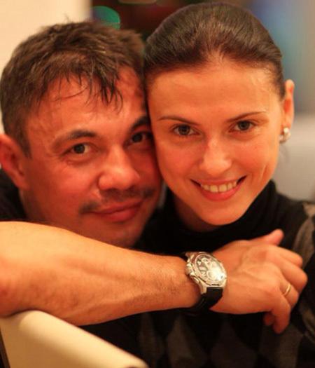 Костя ЦЗЮ и Татьяна АВЕРИНА. Фото: Fb.com