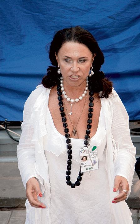Народная артистка пришла в ярость, узнав, что её обвинили в воровстве