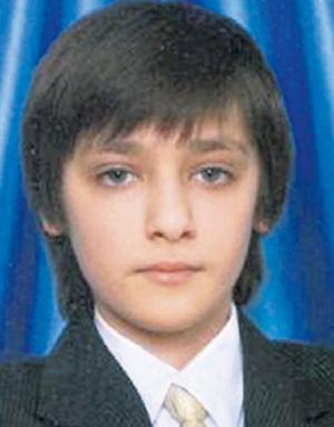 Очаровательный мальчик из Самары...