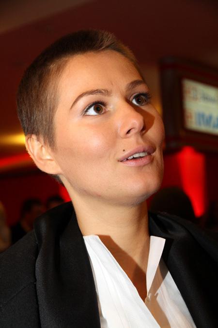 Мария КОЖЕВНИКОВА. Фото Бориса КУДРЯВОВА