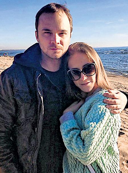 Юлию БАРАНОВСКУЮ теперь видят в компании актёра Андрея ЧАДОВА. Фото: Fb.com