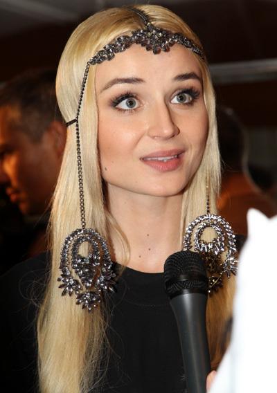 Полина ГАГАРИНА. Фото Бориса КУДРЯВОВА
