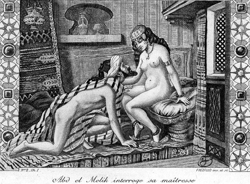 В арабском мире в интимной сфере всегда царили чувственность и фантазия