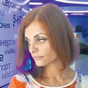 Инна АНДРЕЕВА из Анапы... Фото: Instagram.com