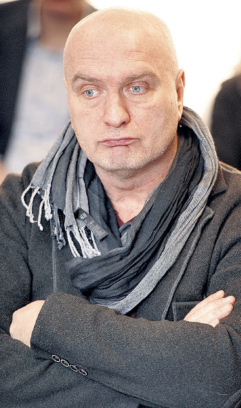Александр БАЛУЕВ (Фото Анатолия ЖДАНОВА/«Комсомольская правда»)