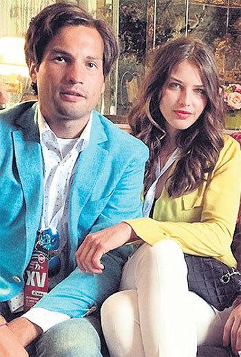 Сербская модель Тамара ЛАЗИЧ сказала, что не выйдет за Борю замуж, пока он не найдет себе хоть какую-нибудь работу (Фото: Instagram.com)