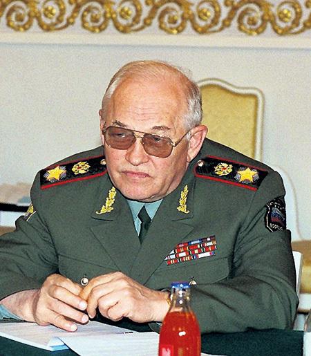 Экс-министр обороны Игорь СЕРГЕЕВ - последний Маршал РФ. Фото: wikipedia.org