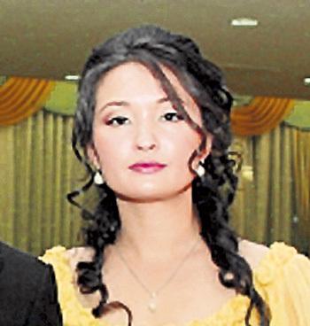 Брак с красавицей Айгуль оказался недолгим. Фото: caravan.kz