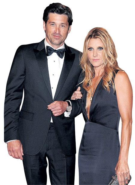После краха 15-летнего брака Патрик ДЕМПСИ и Джиллиан решили продать семейное гнёздышко