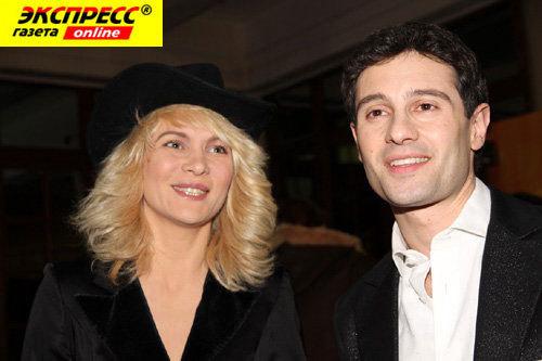 Виктория и Антон МАКАРСКИЕ (Фото Бориса КУДРЯВОВА)