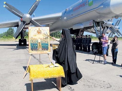 Теперь бомбардировщик покажет кузькину мать. Фото: kasparov.org