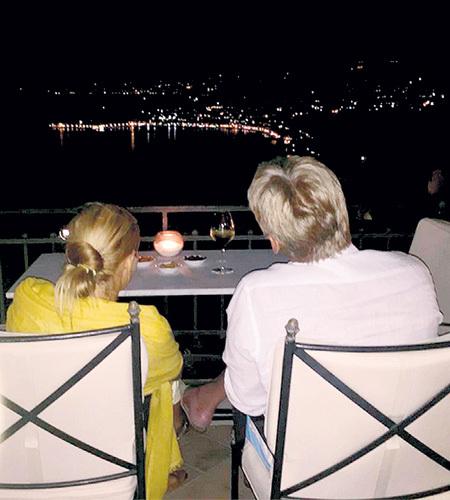 Новобрачным на отдыхе компания ни к чему. Фото: Instagram.com