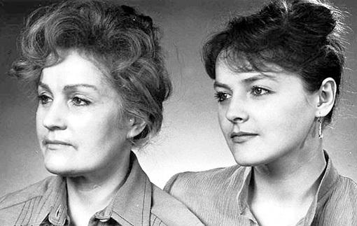 Юлиана БУГАЕВА (слева) за год до смерти рассказала дочери Ольге (справа), почему она рассталась с ТОДОРОВСКИМ