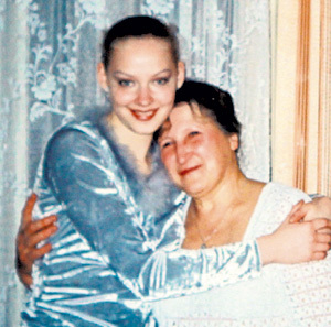 Светлана с бабушкой когда-то были очень близки