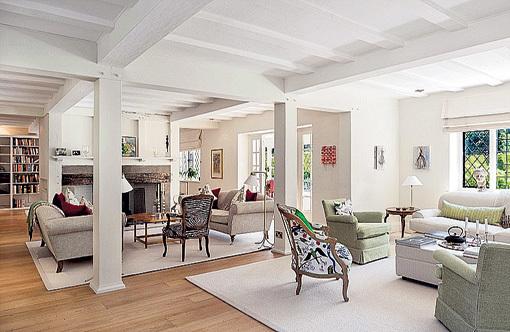 Обстановка дома позволяет полностью расслабиться после любых подвигов