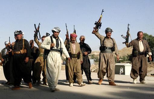 Курды – бесстрашные бойцы, и Россия теперь имеет полное моральное право вооружить их самым современным оружием