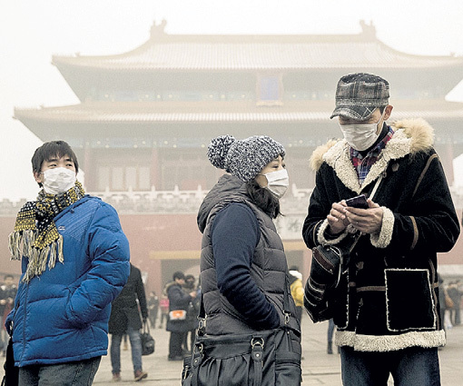 Китайцам дым Отечества не сладок и не приятен. Фото: vashmnenie.ru