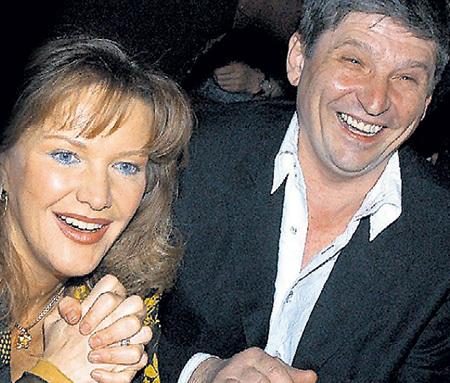 ПРОКЛОВА и ТРИШИН были супругами 31 год
